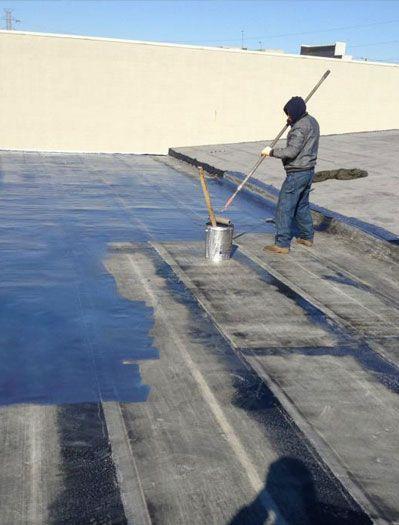 Flat Roof Repair Nj Flat Roof Leak Repair